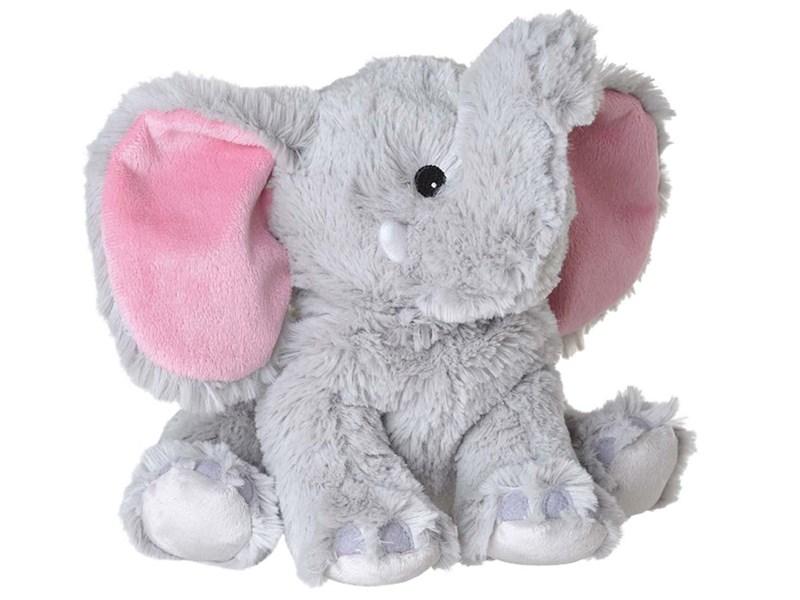 Greenlife bettflasche w rme stofftier elefant grau backofen mikrowelle kuscheltier lavendel - Personalisiertes kuscheltier ...
